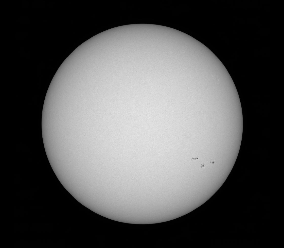 Solar Dynamics Observatory 2020-10-29T01:32:17Z