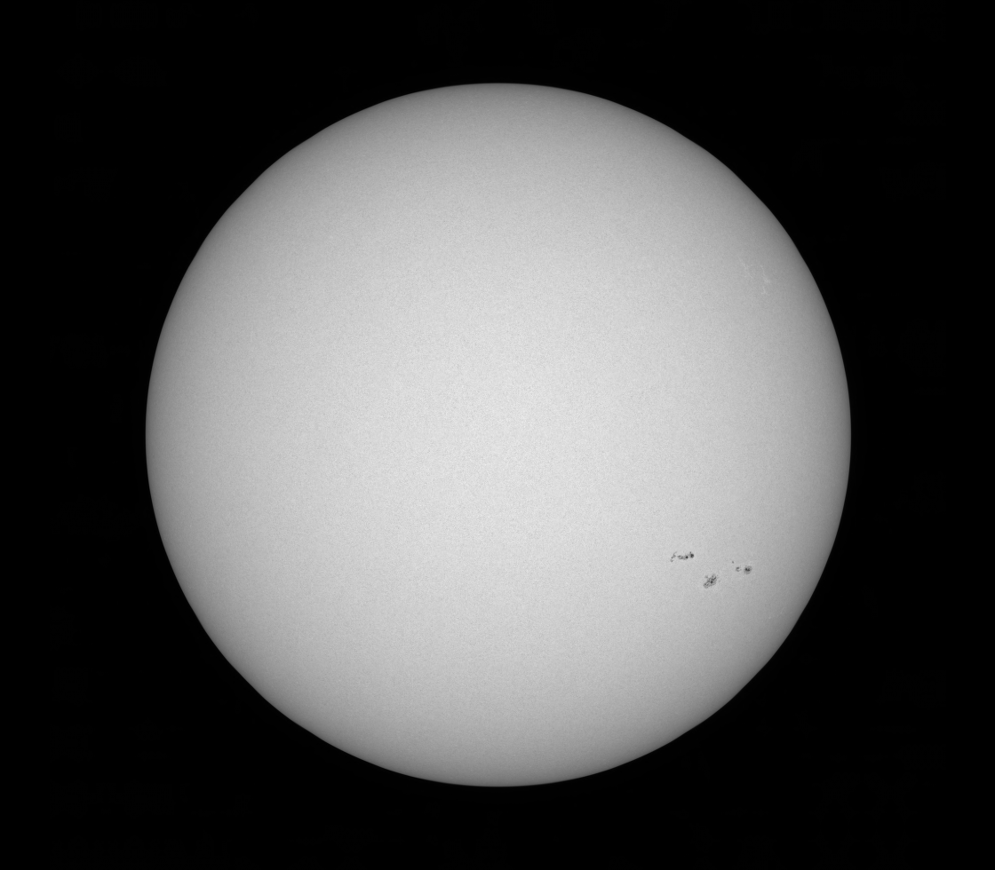 Solar Dynamics Observatory 2020-10-29T01:51:04Z