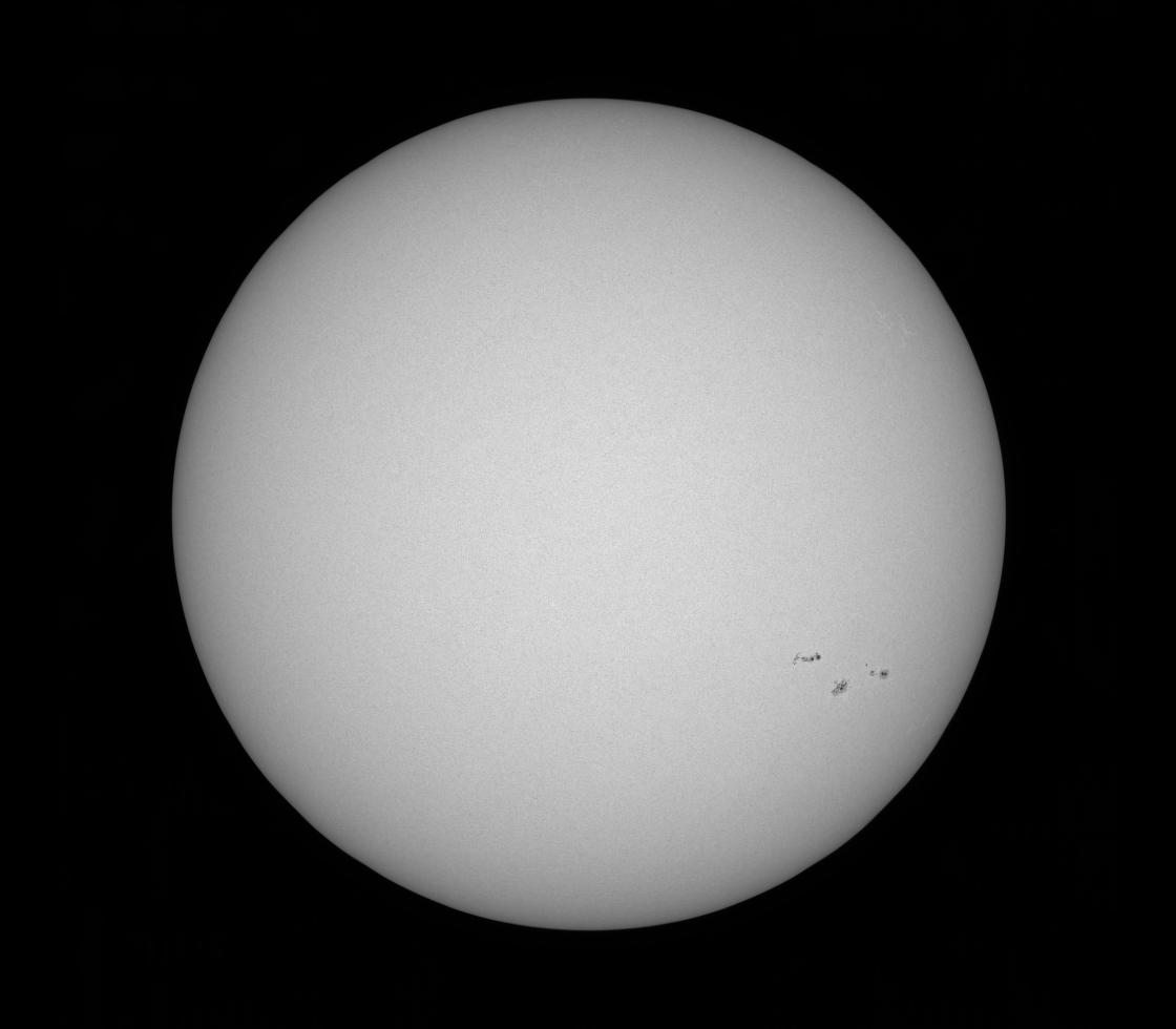 Solar Dynamics Observatory 2020-10-29T02:00:04Z