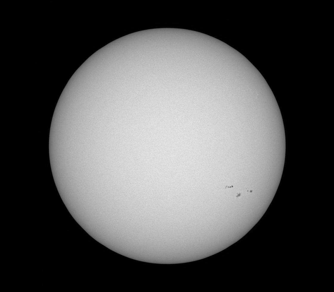 Solar Dynamics Observatory 2020-10-29T02:00:37Z