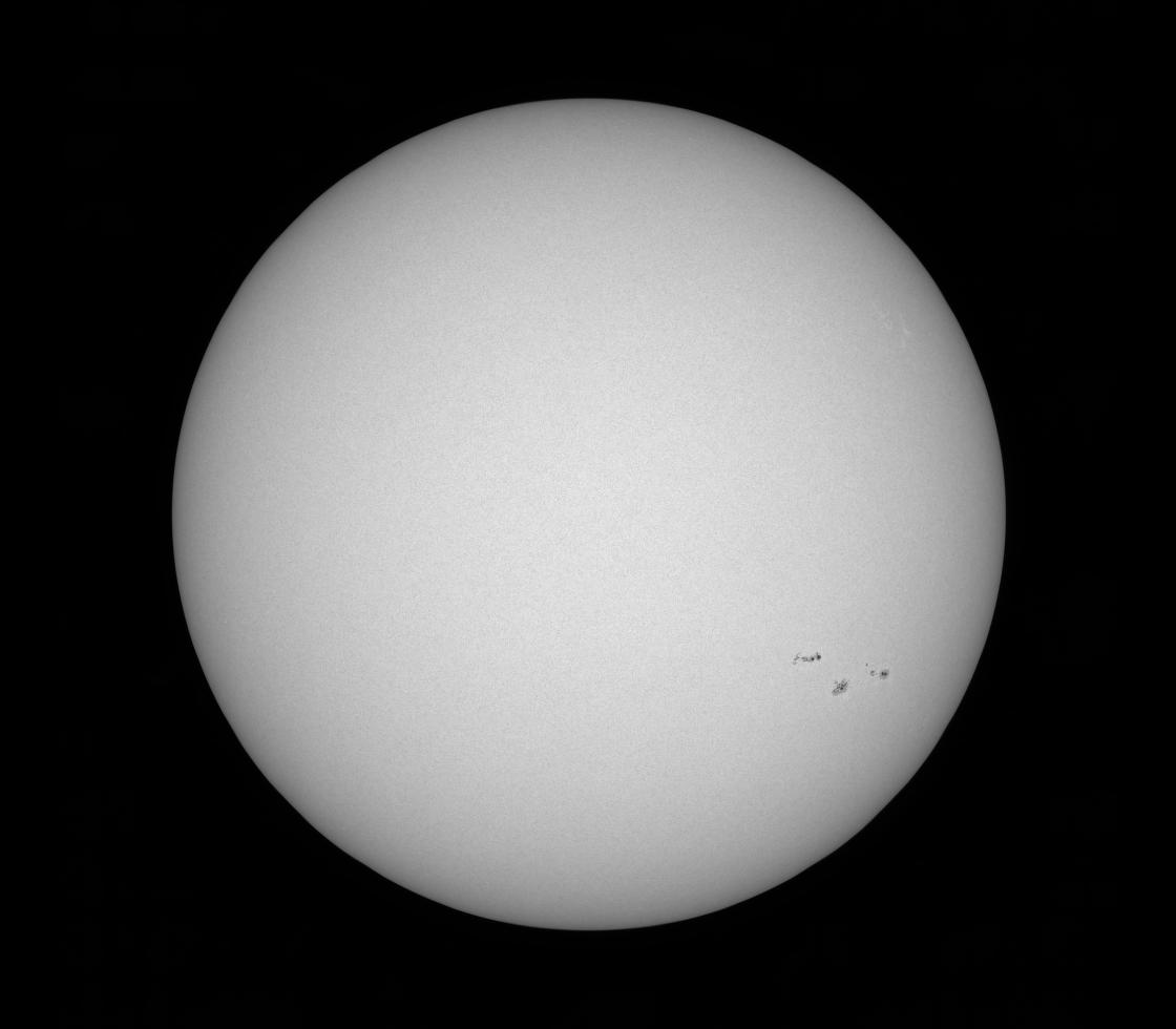 Solar Dynamics Observatory 2020-10-29T02:05:04Z