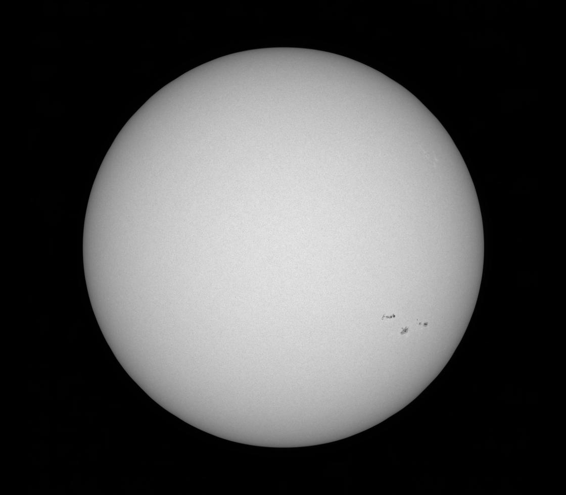 Solar Dynamics Observatory 2020-10-29T02:06:33Z