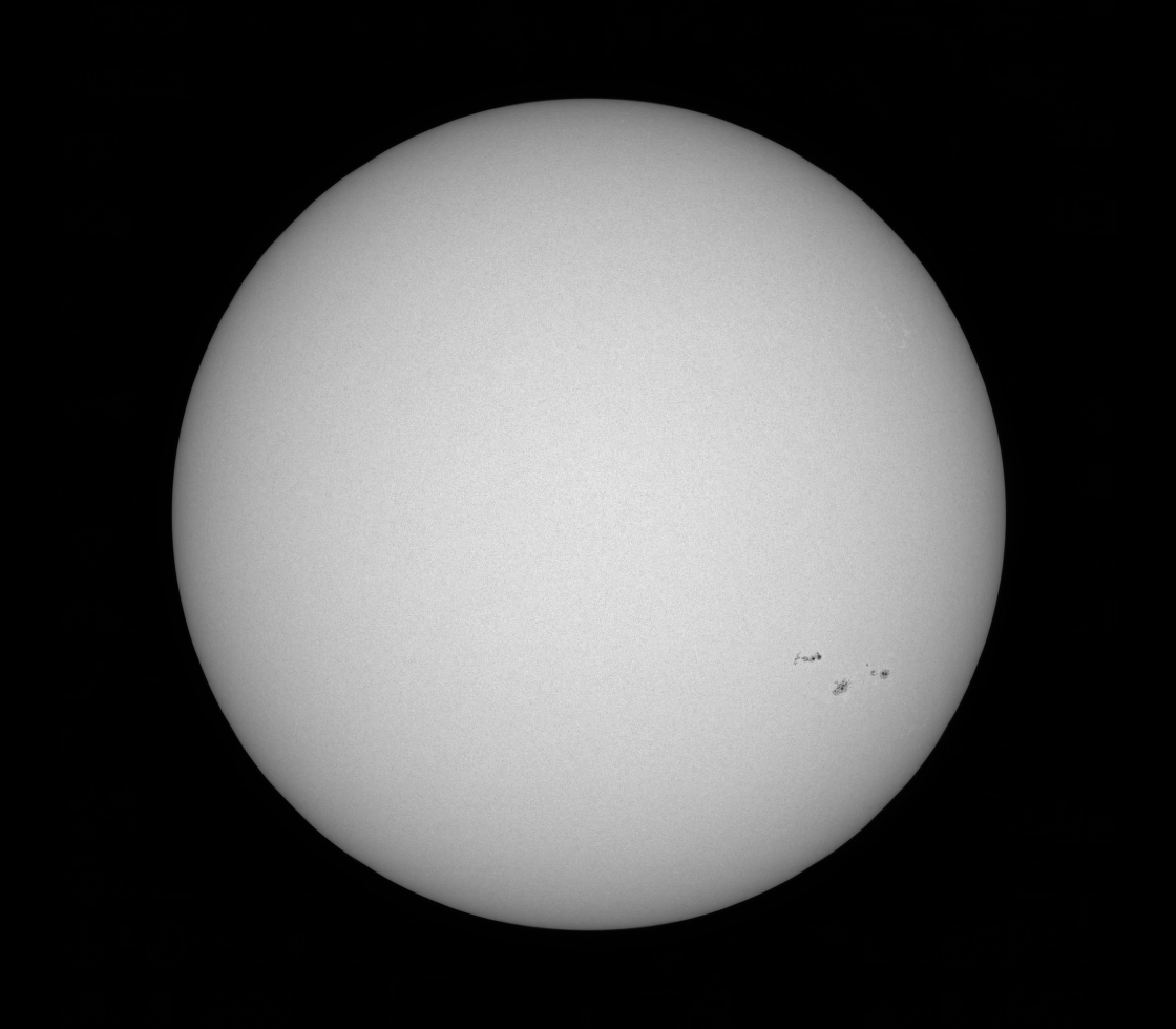 Solar Dynamics Observatory 2020-10-29T02:14:51Z