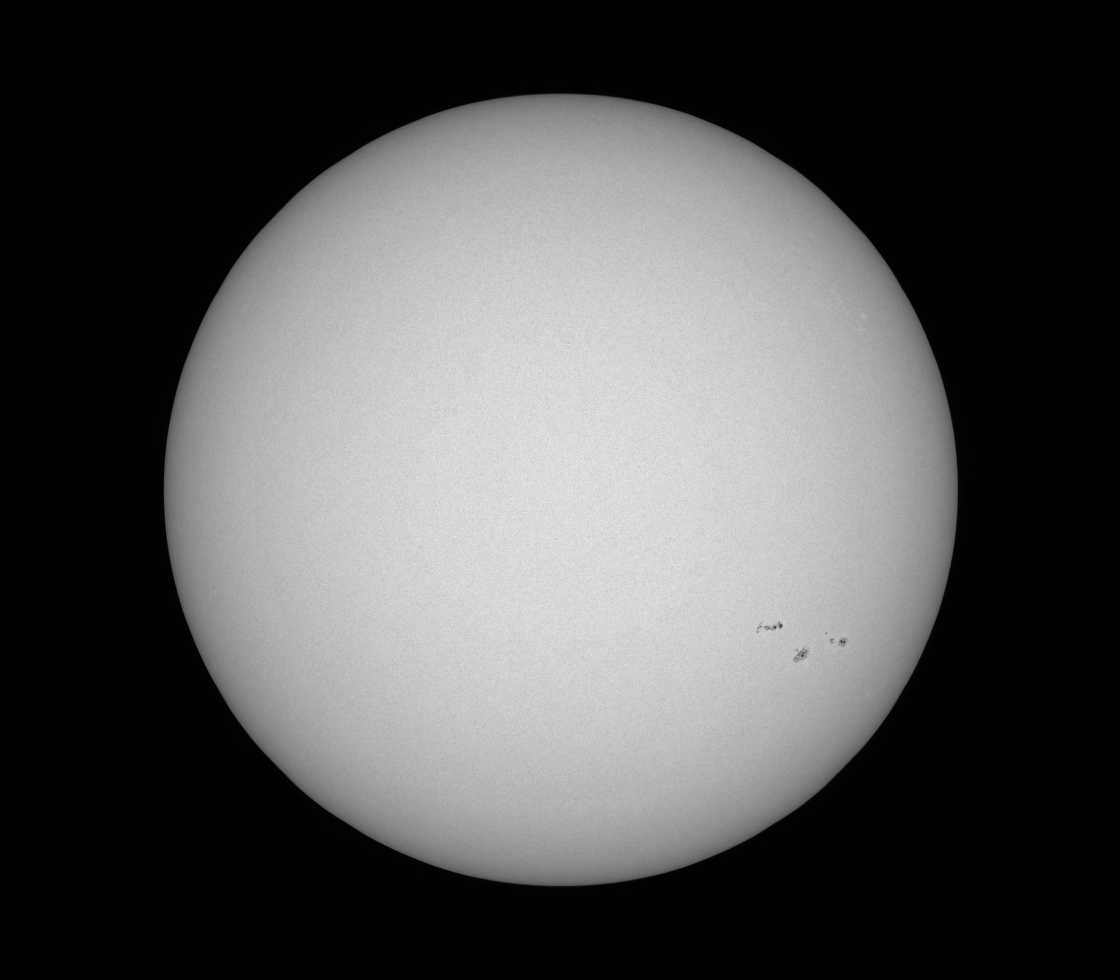 Solar Dynamics Observatory 2020-10-29T02:22:01Z