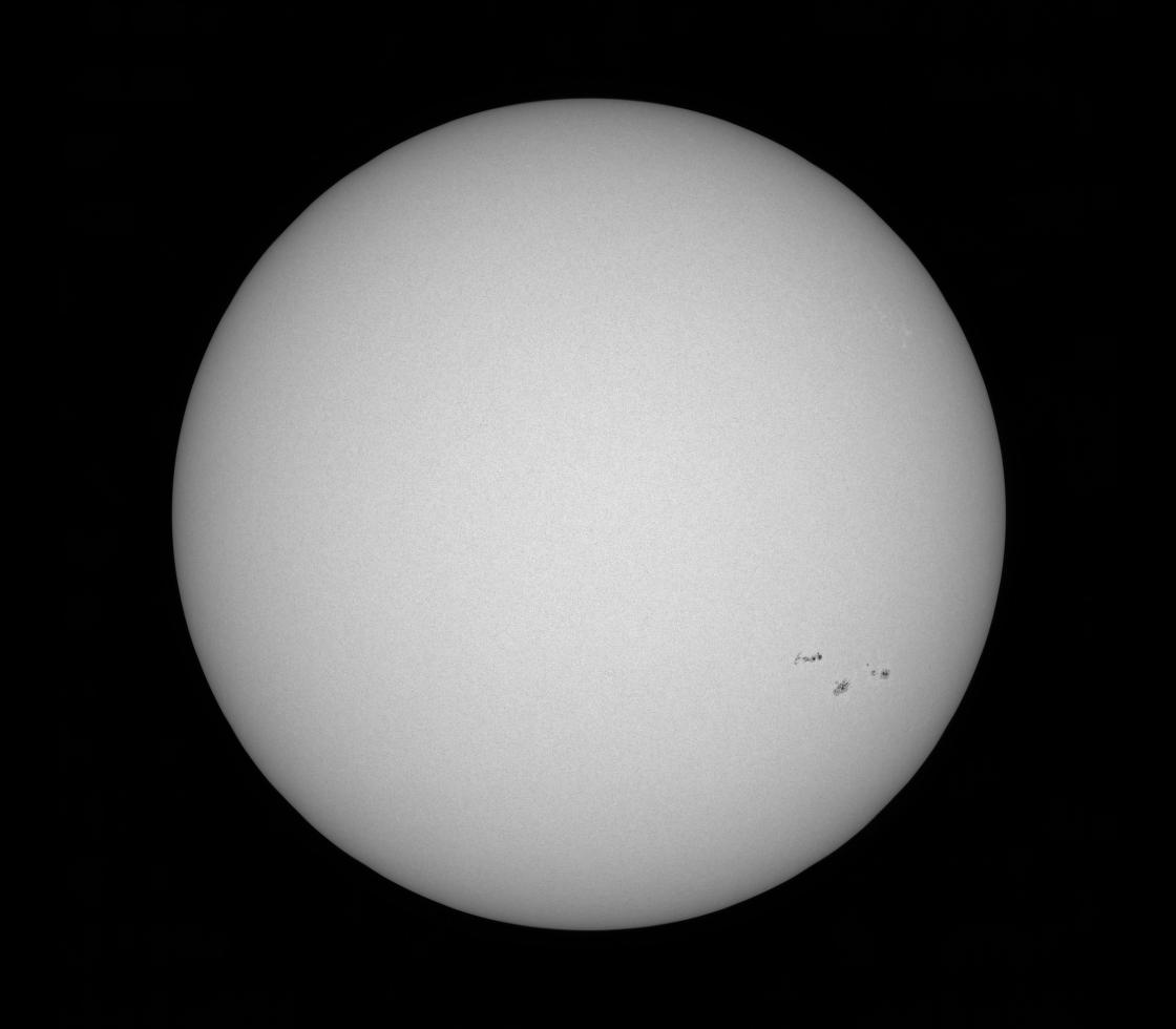 Solar Dynamics Observatory 2020-10-29T02:25:02Z