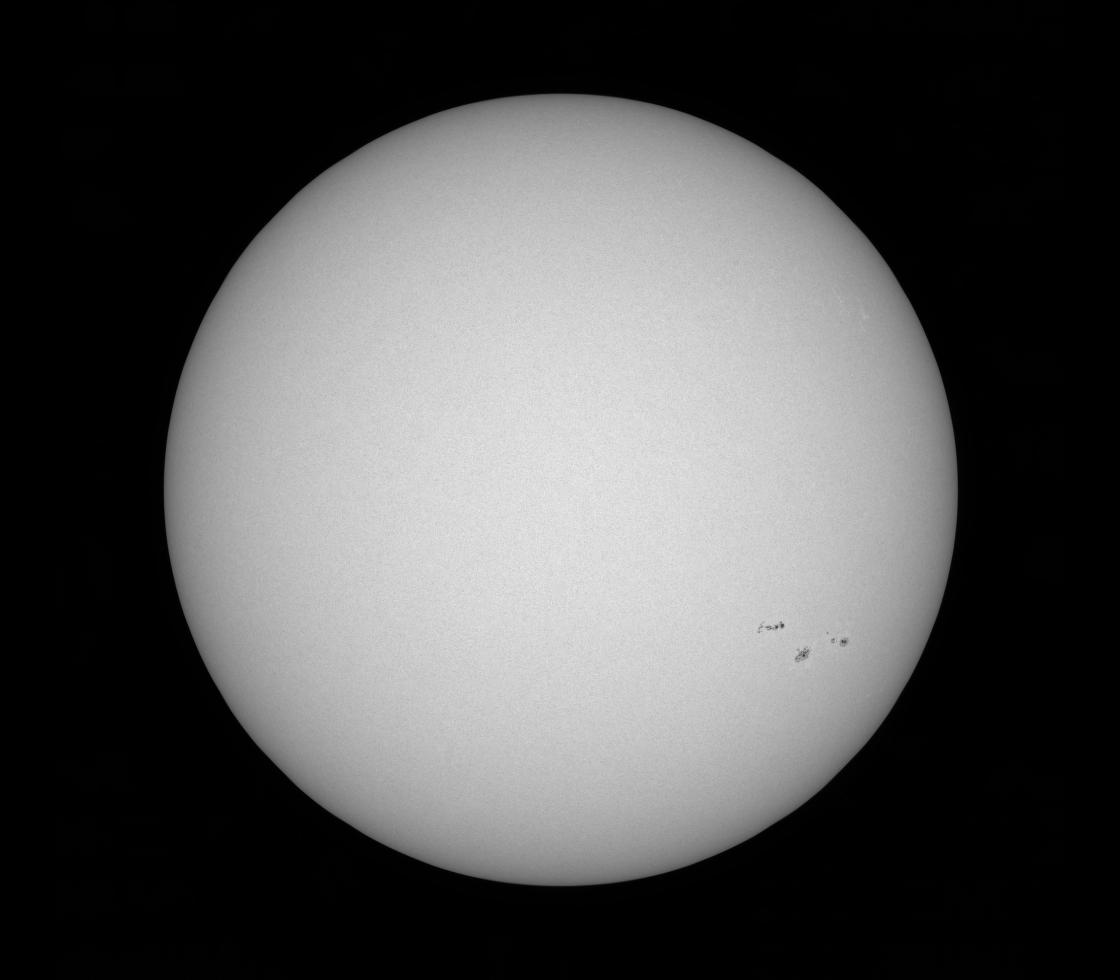 Solar Dynamics Observatory 2020-10-29T02:52:26Z