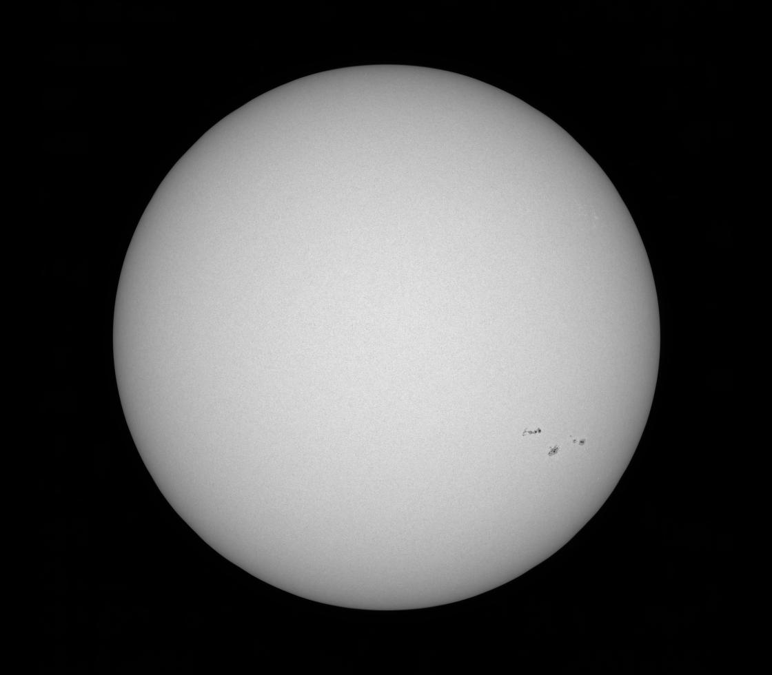 Solar Dynamics Observatory 2020-10-29T03:02:31Z