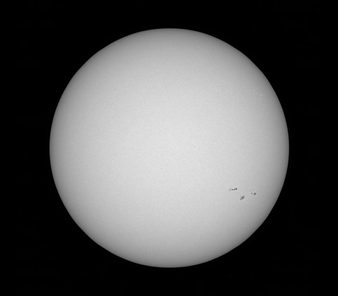 Solar Dynamics Observatory 2020-10-29T03:06:37Z