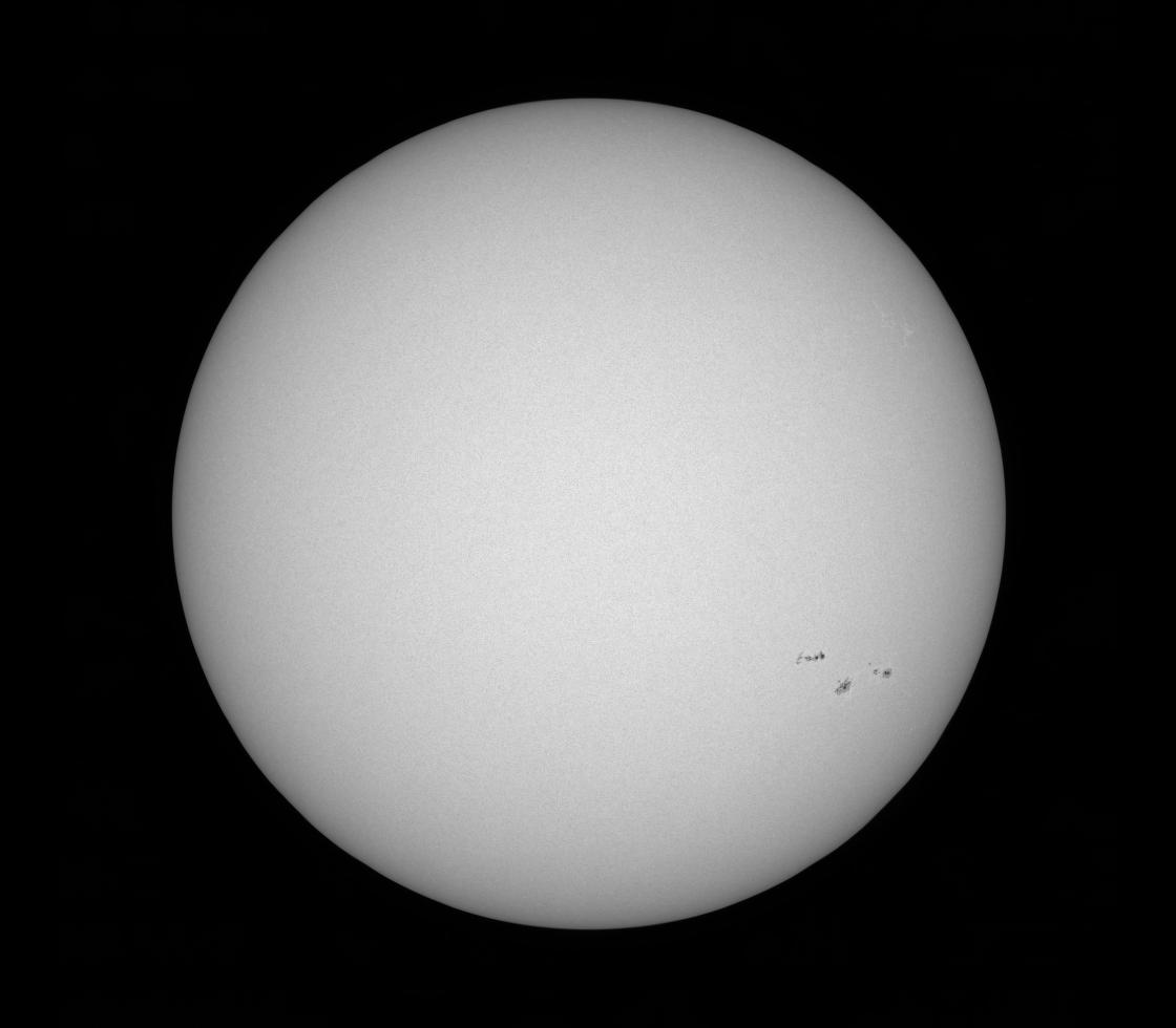 Solar Dynamics Observatory 2020-10-29T03:10:26Z