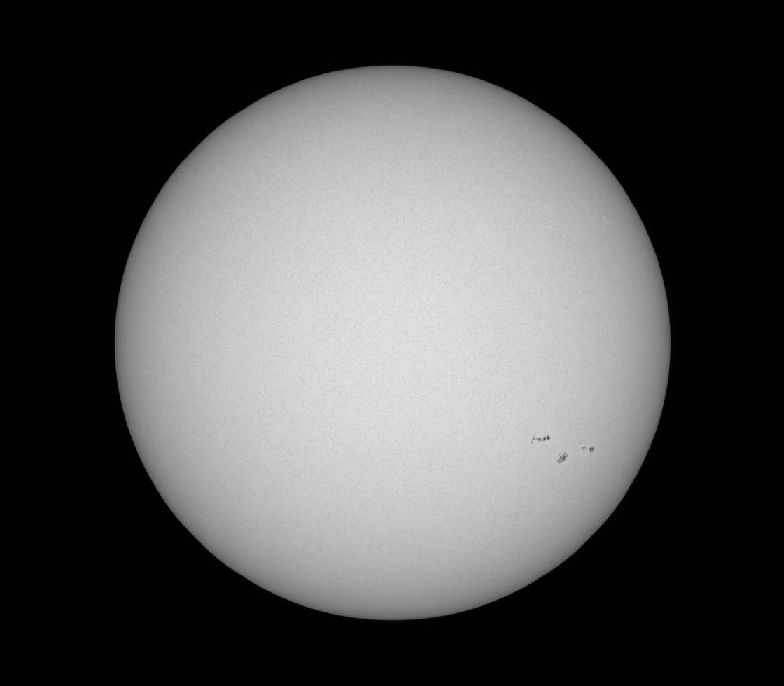 Solar Dynamics Observatory 2020-10-29T03:18:49Z