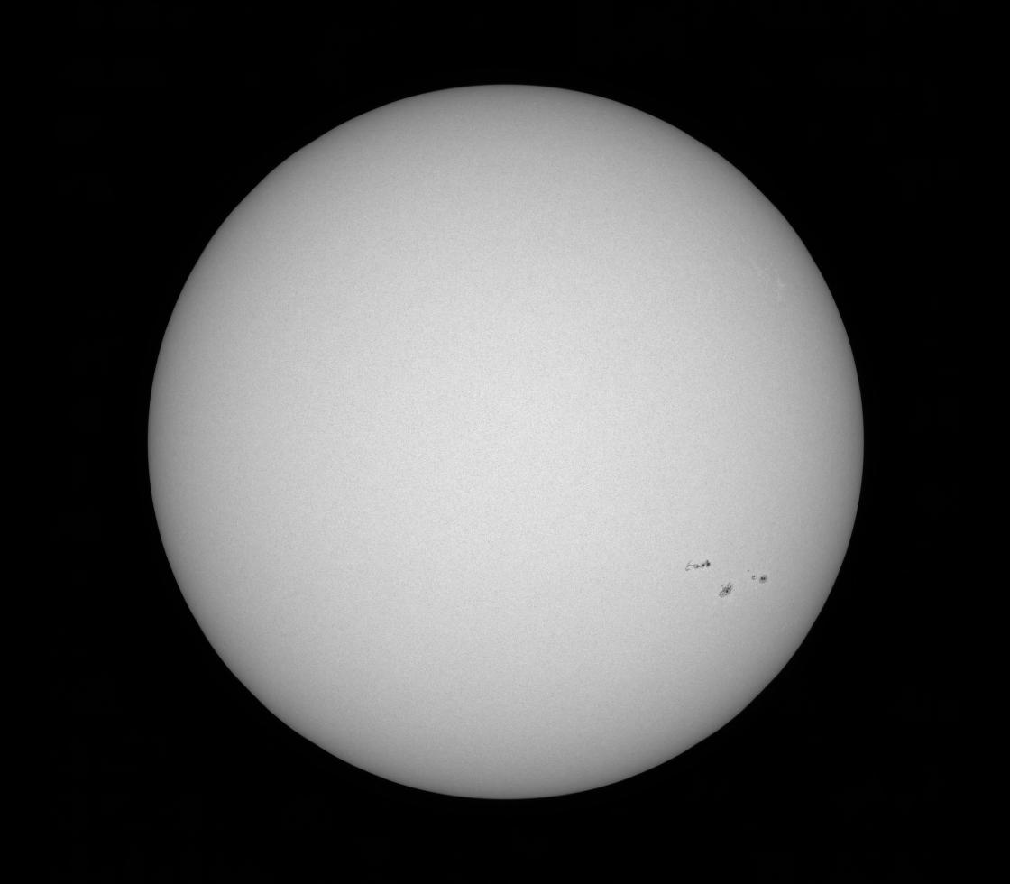 Solar Dynamics Observatory 2020-10-29T03:49:17Z