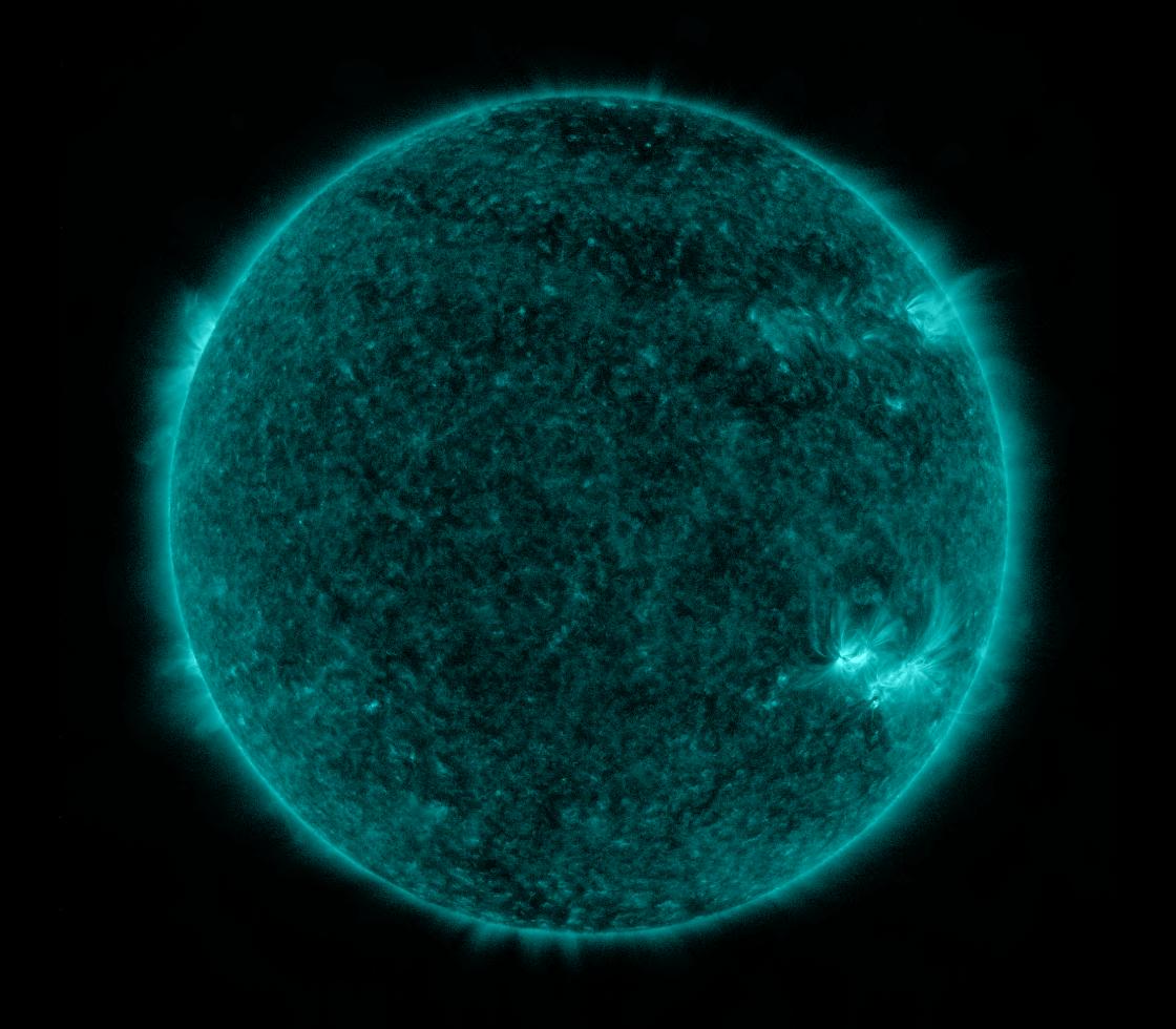 Solar Dynamics Observatory 2020-10-29T17:27:08Z