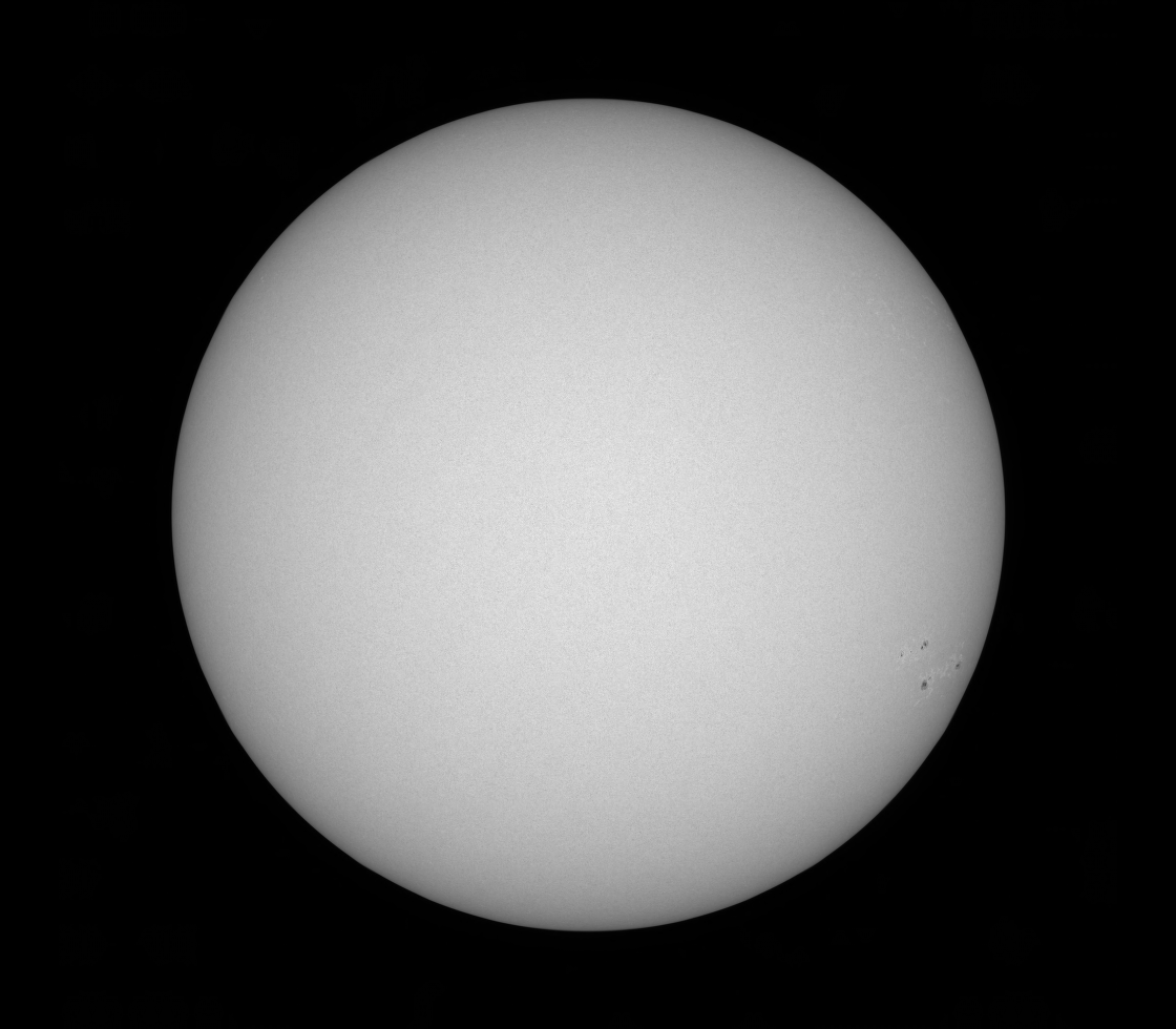 Solar Dynamics Observatory 2020-10-30T16:19:26Z