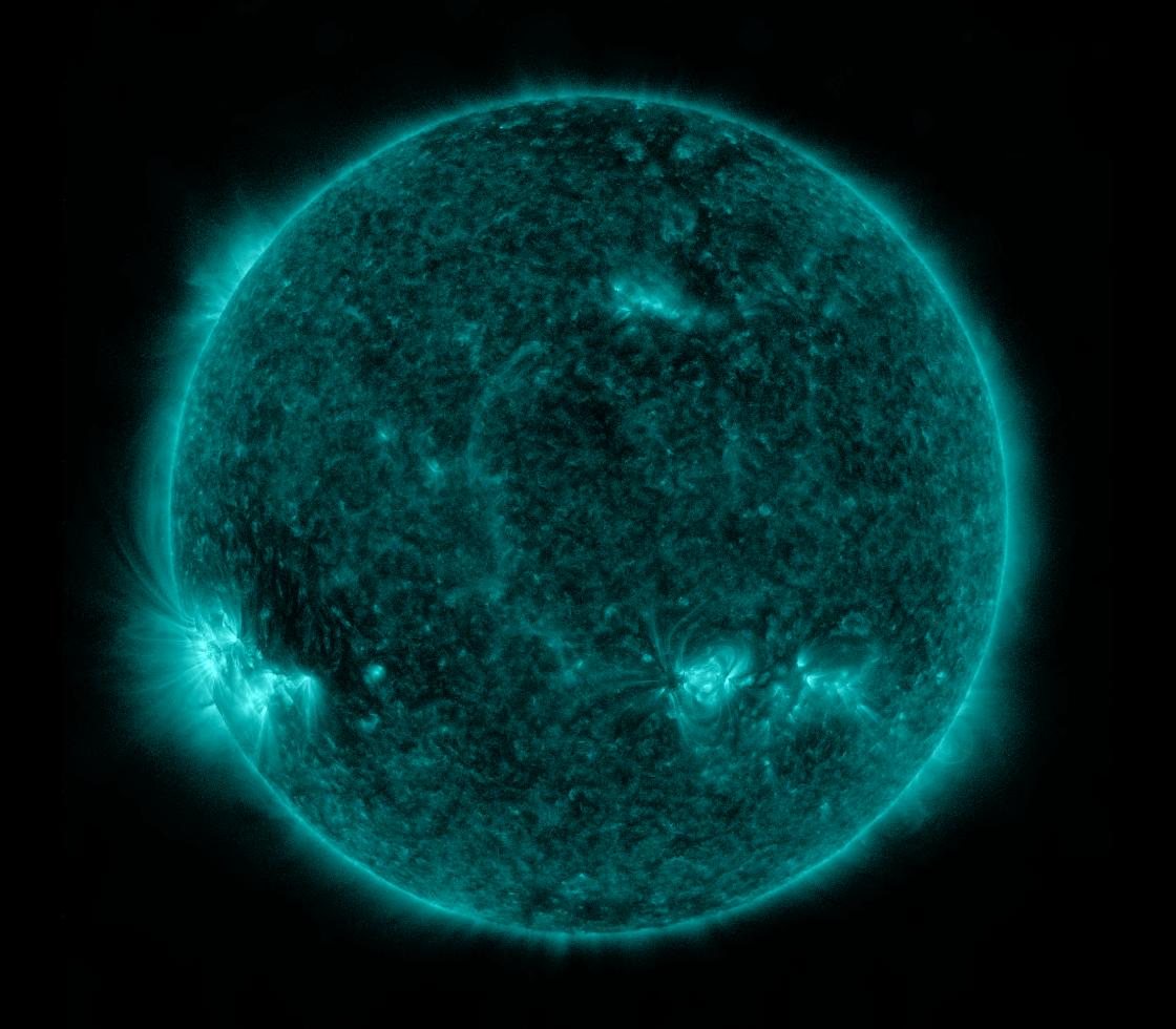 Solar Dynamics Observatory 2020-11-24T22:52:20Z
