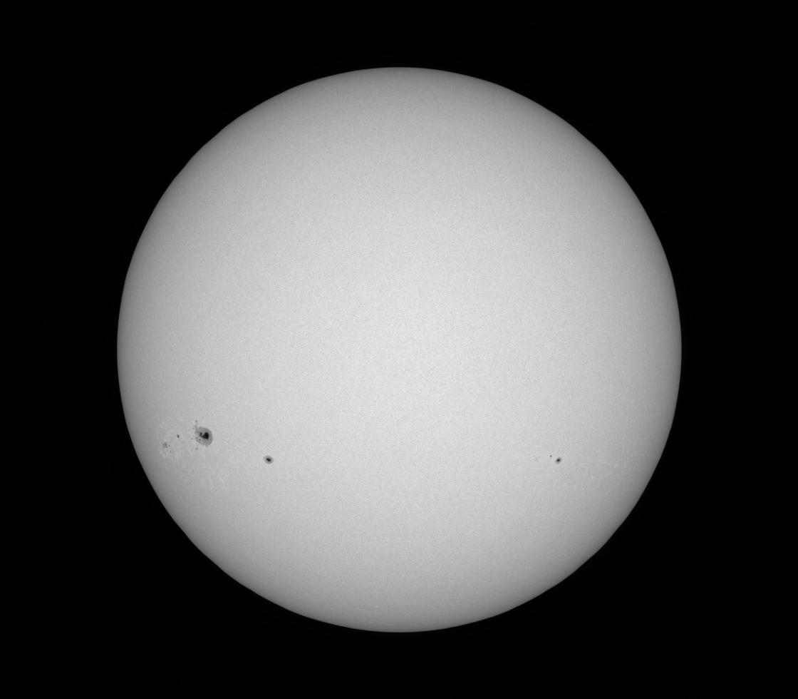 Solar Dynamics Observatory 2020-11-26T03:42:03Z