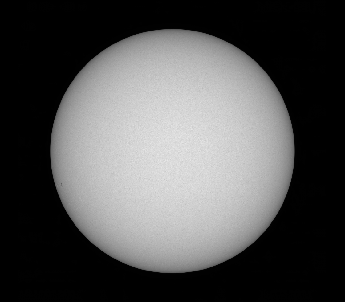 Solar Dynamics Observatory 2021-01-18T06:04:05Z