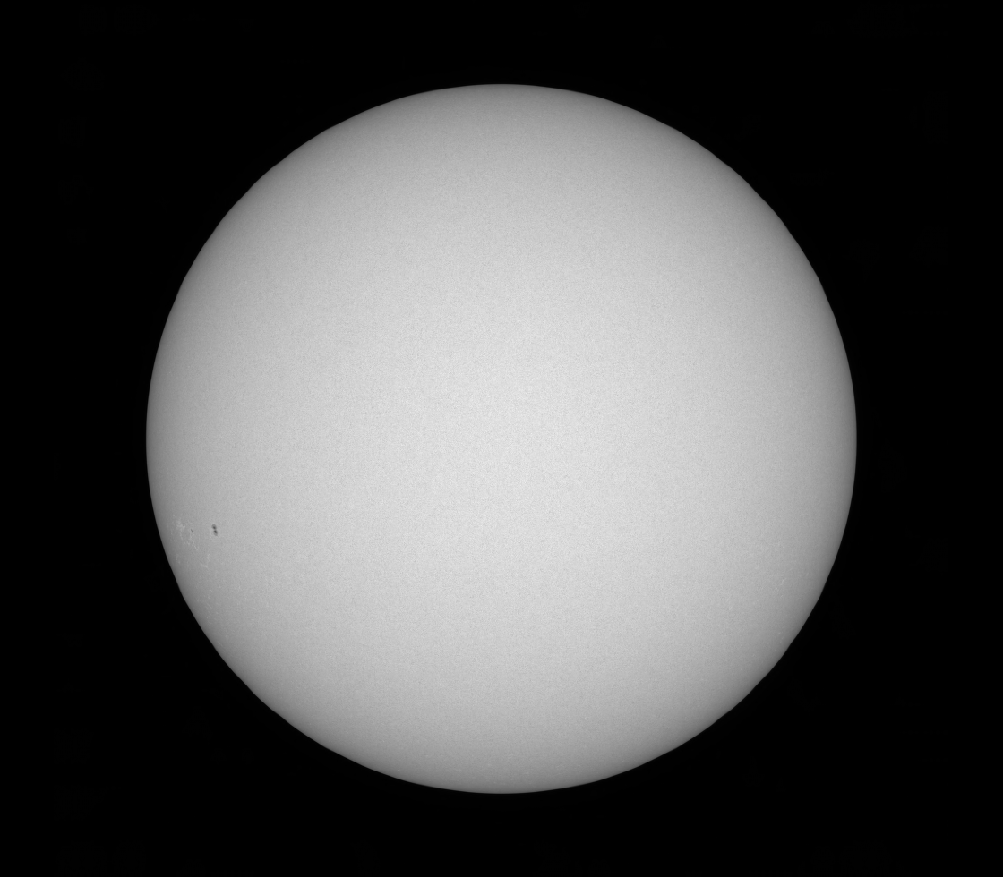 Solar Dynamics Observatory 2021-01-19T08:32:43Z