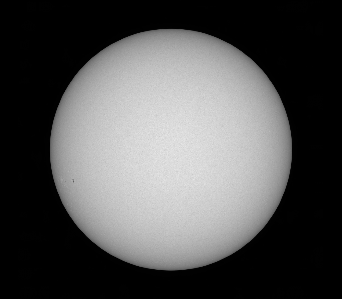 Solar Dynamics Observatory 2021-01-19T08:38:38Z