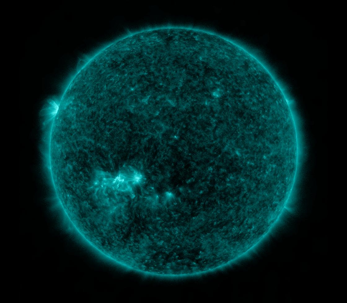 Solar Dynamics Observatory 2021-01-22T10:02:32Z