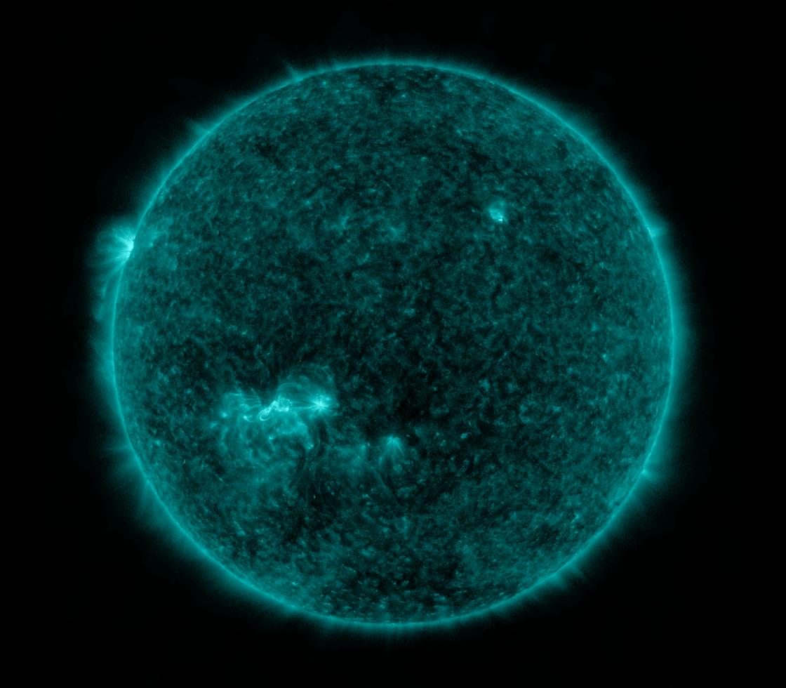 Solar Dynamics Observatory 2021-01-22T13:39:47Z