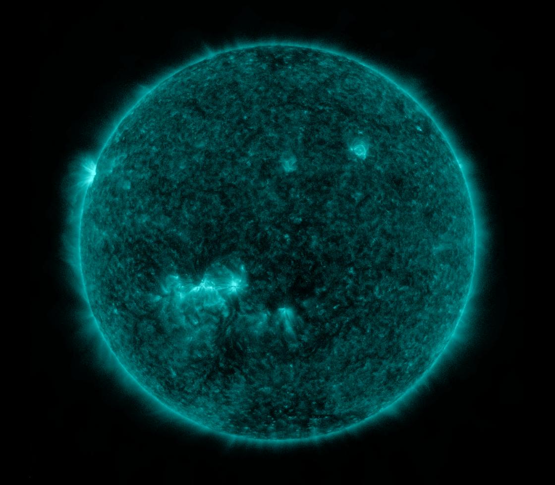 Solar Dynamics Observatory 2021-01-22T18:34:53Z