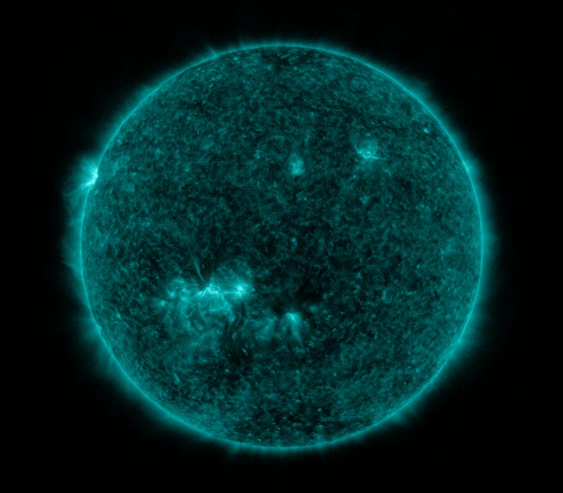 Solar Dynamics Observatory 2021-01-22T20:07:47Z