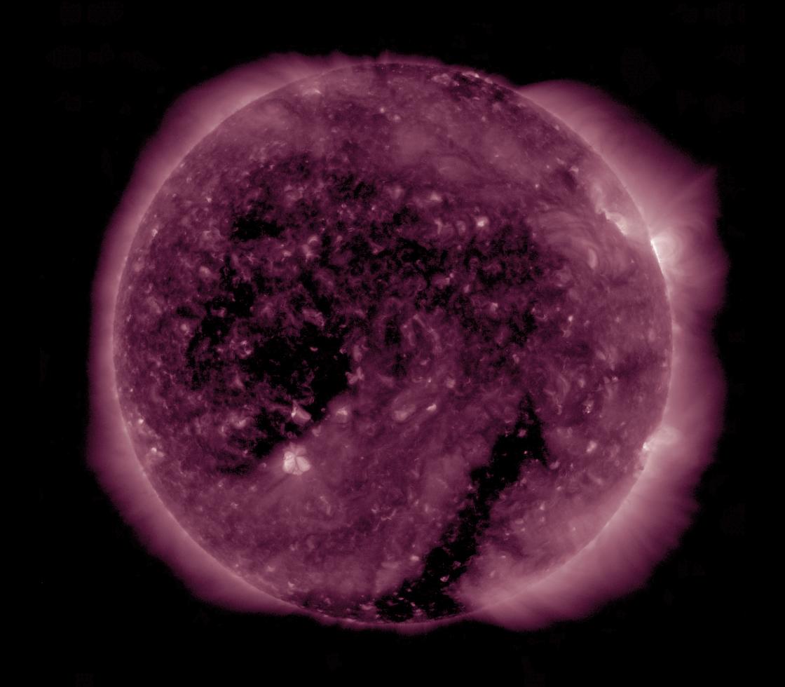 Solar Dynamics Observatory 2021-03-01T01:42:32Z