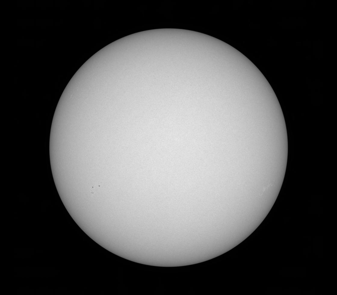 Solar Dynamics Observatory 2021-04-18T10:41:57Z