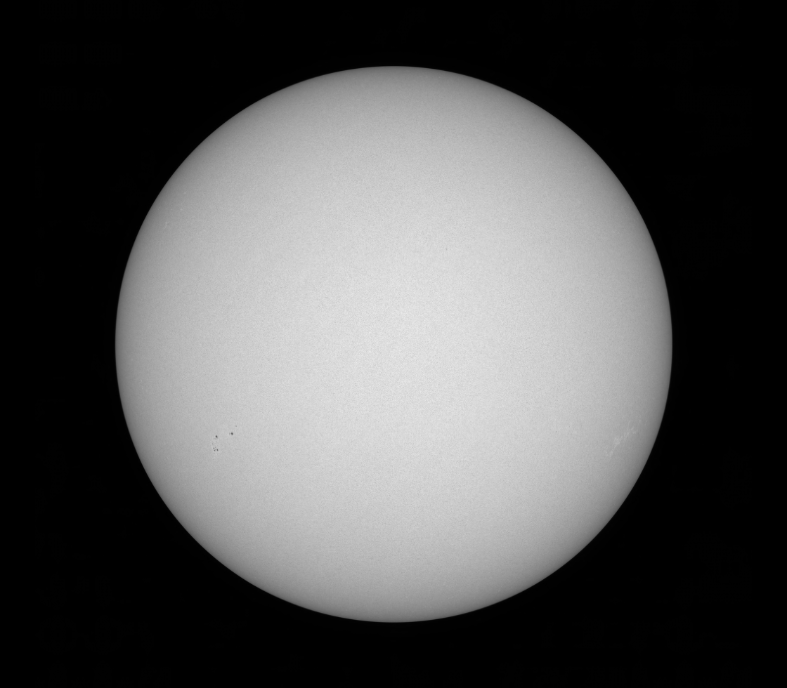 Solar Dynamics Observatory 2021-04-18T10:45:09Z
