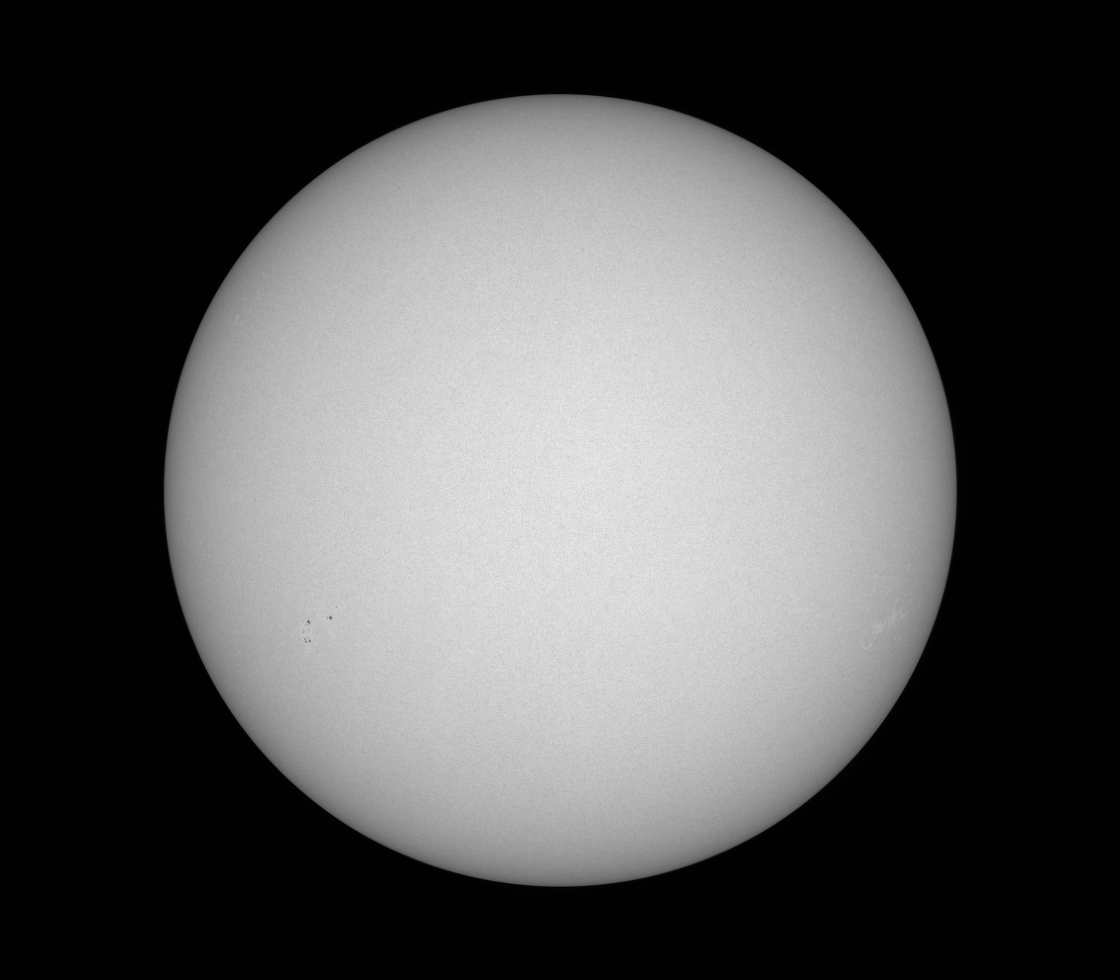 Solar Dynamics Observatory 2021-04-18T10:52:47Z