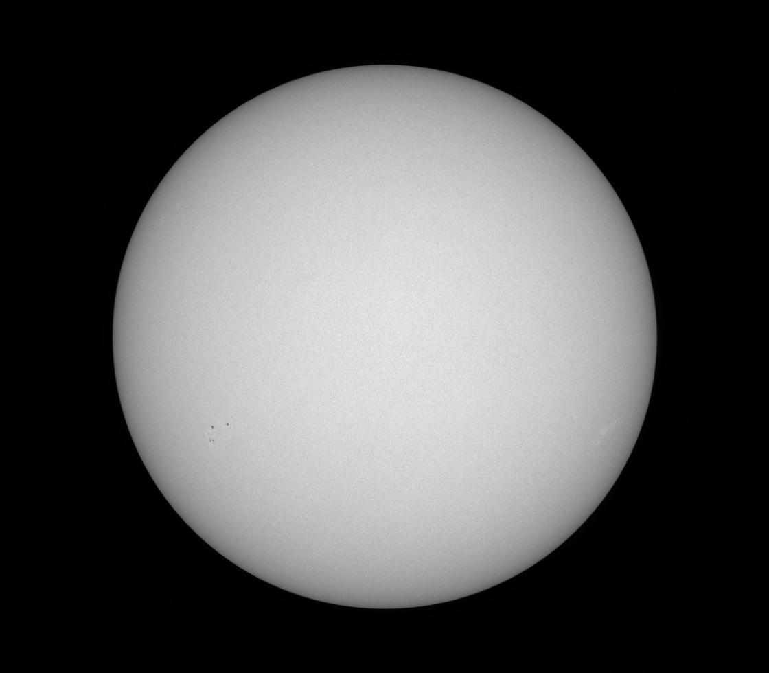 Solar Dynamics Observatory 2021-04-18T11:10:54Z