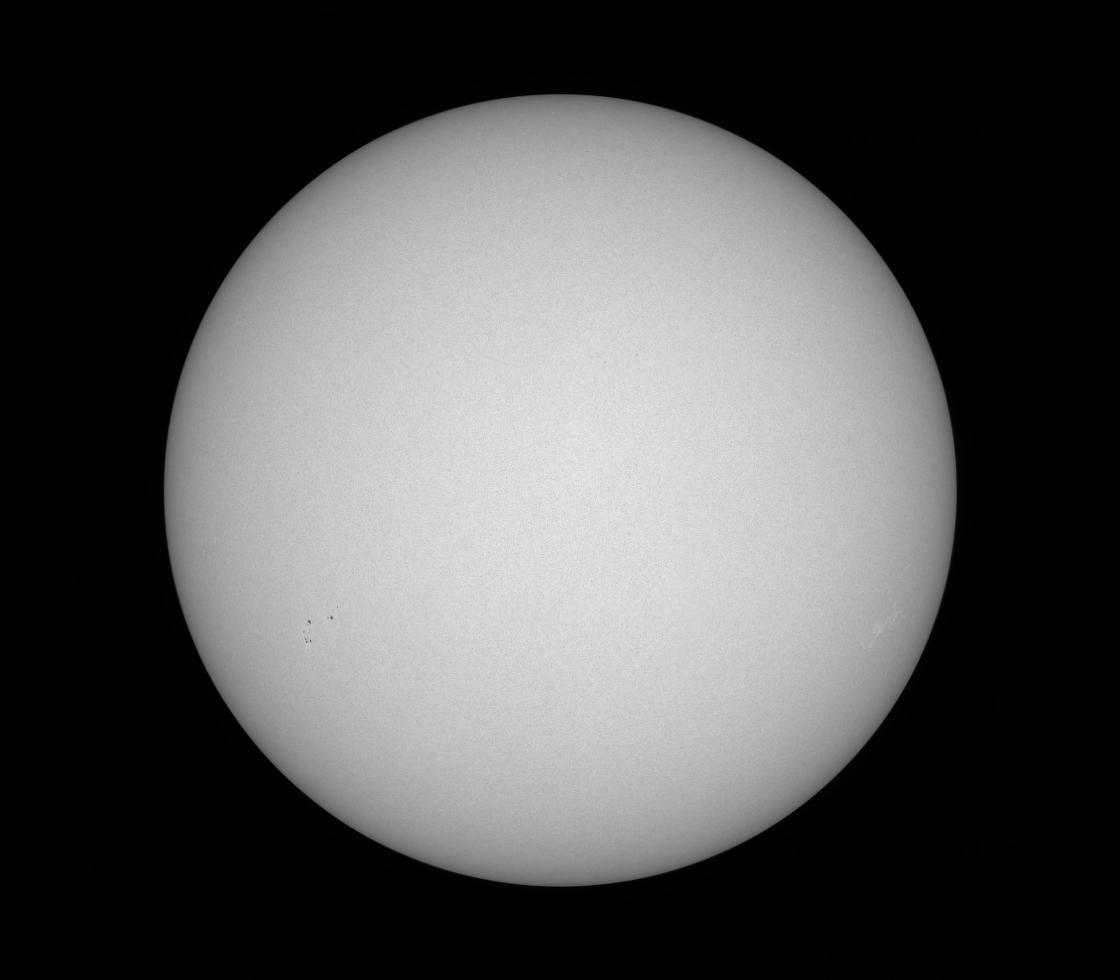 Solar Dynamics Observatory 2021-04-18T11:12:38Z