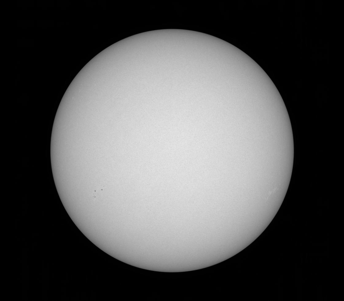 Solar Dynamics Observatory 2021-04-18T11:18:33Z