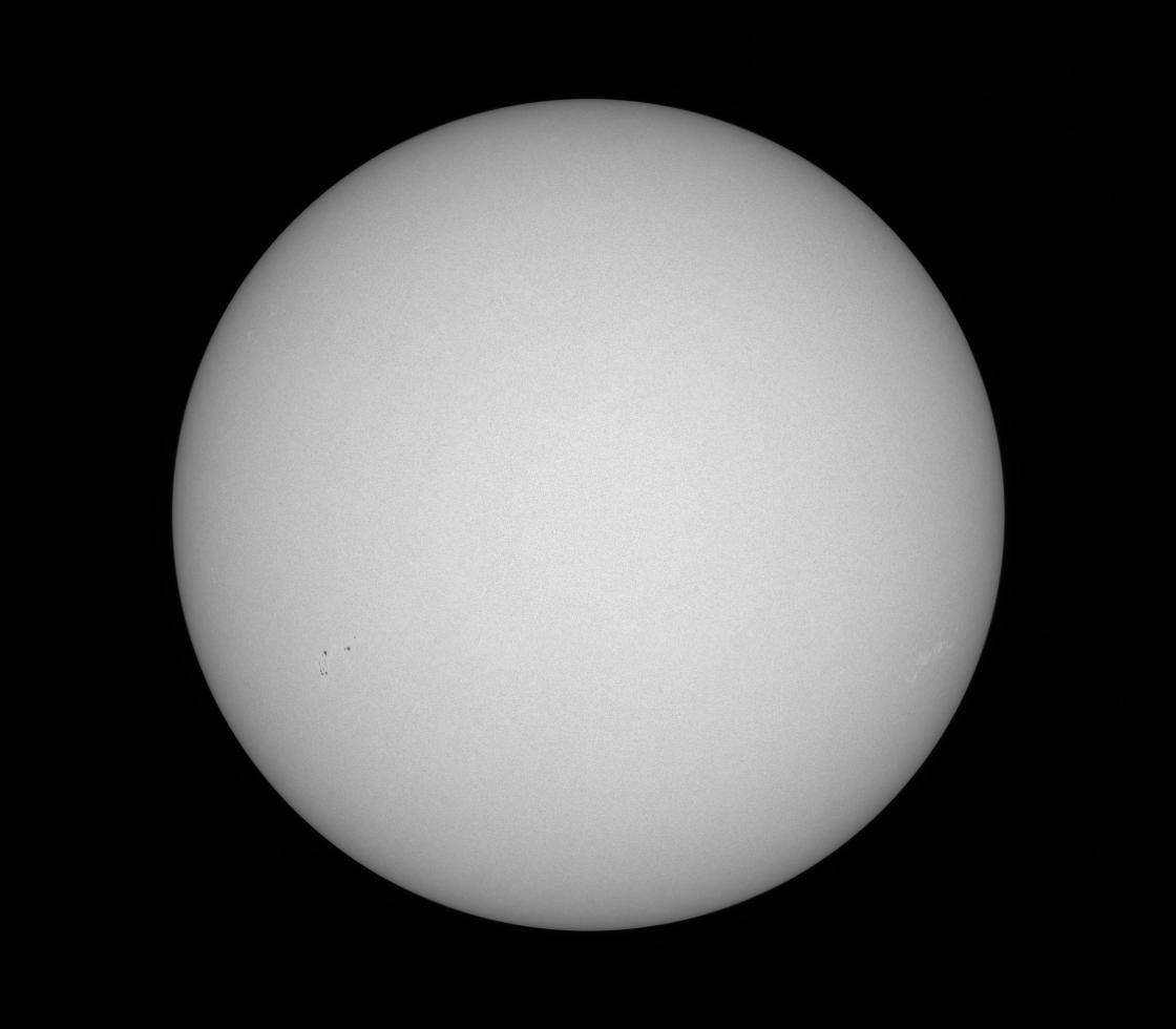 Solar Dynamics Observatory 2021-04-18T11:20:12Z