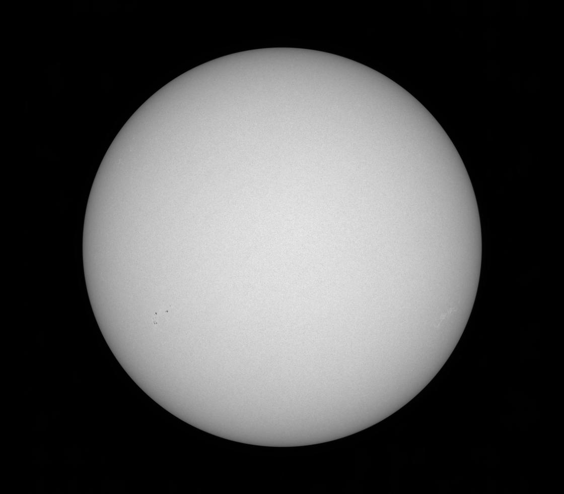 Solar Dynamics Observatory 2021-04-18T11:21:55Z
