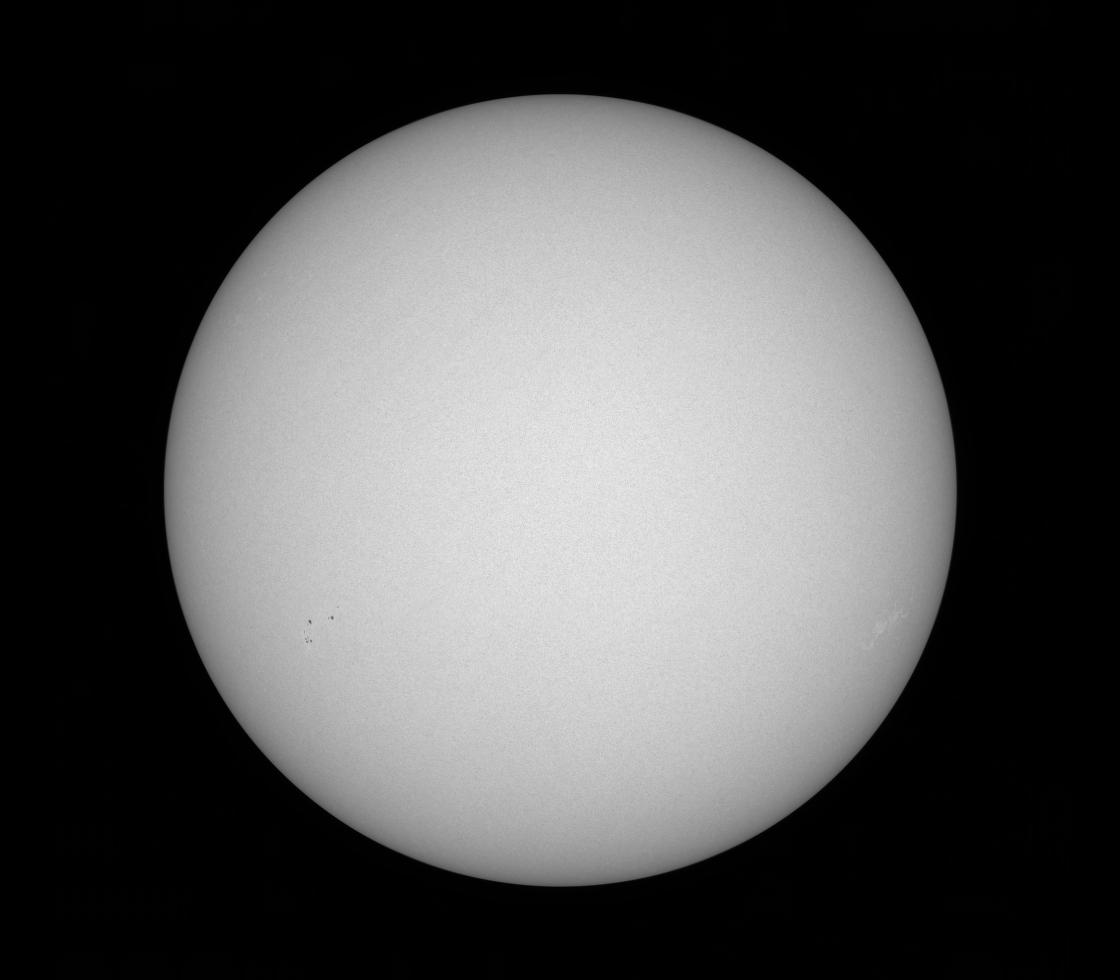 Solar Dynamics Observatory 2021-04-18T11:24:25Z
