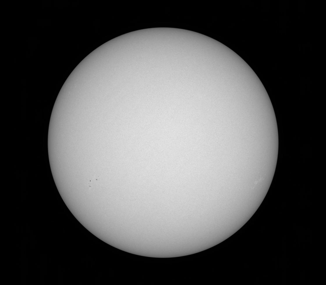 Solar Dynamics Observatory 2021-04-18T11:27:47Z