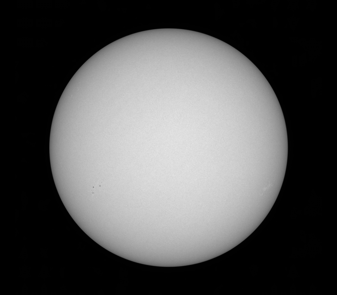 Solar Dynamics Observatory 2021-04-18T11:28:39Z