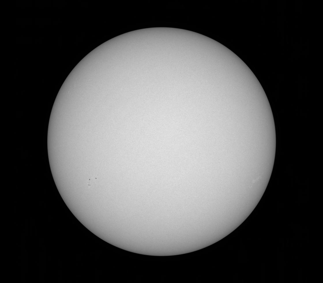 Solar Dynamics Observatory 2021-04-18T11:38:43Z