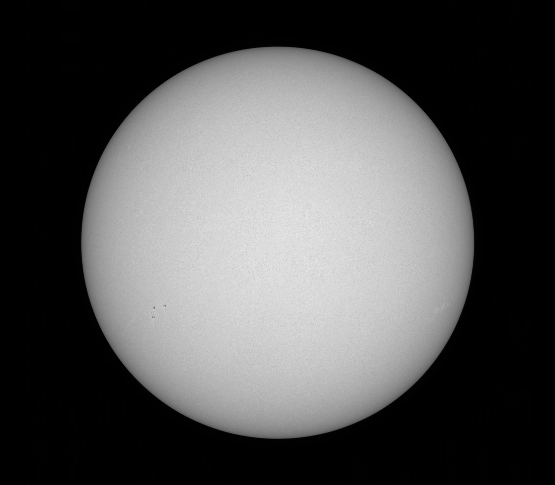 Solar Dynamics Observatory 2021-04-18T11:45:58Z