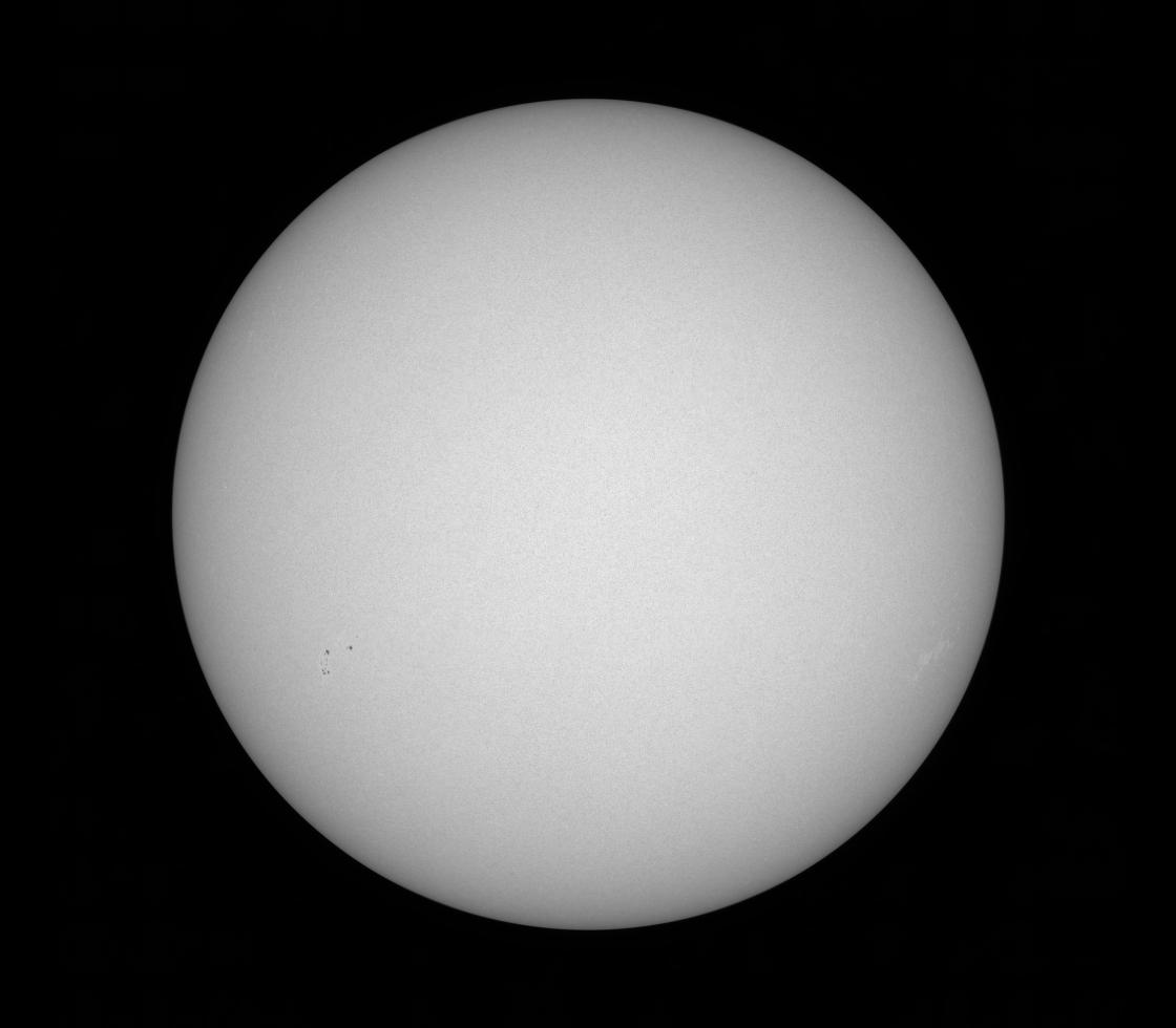 Solar Dynamics Observatory 2021-04-18T12:03:52Z