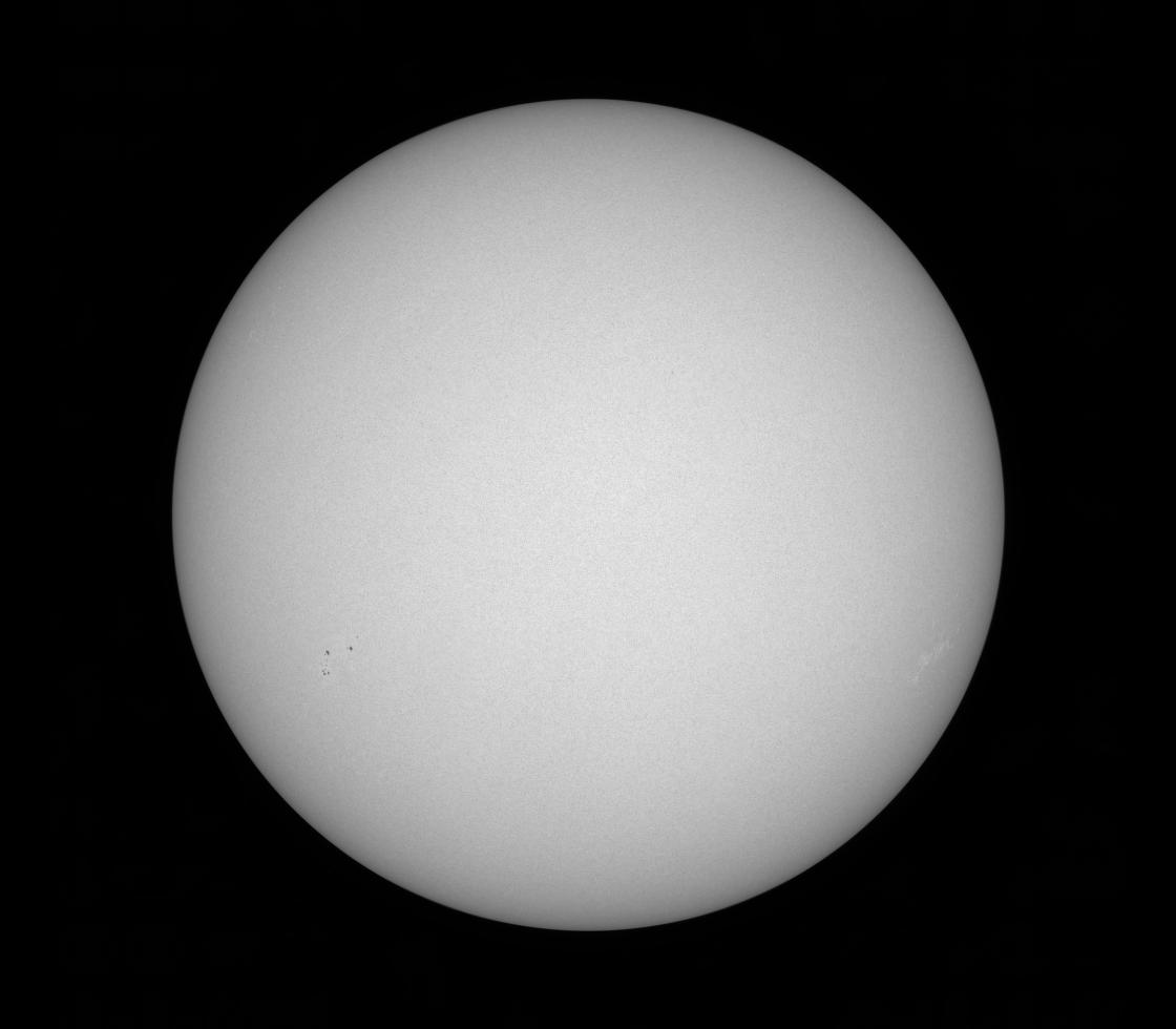 Solar Dynamics Observatory 2021-04-18T12:08:13Z