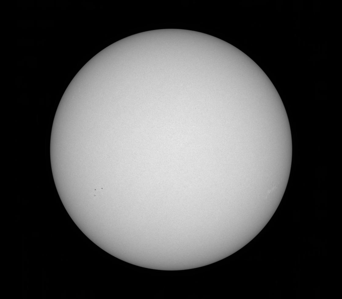 Solar Dynamics Observatory 2021-04-18T12:09:28Z