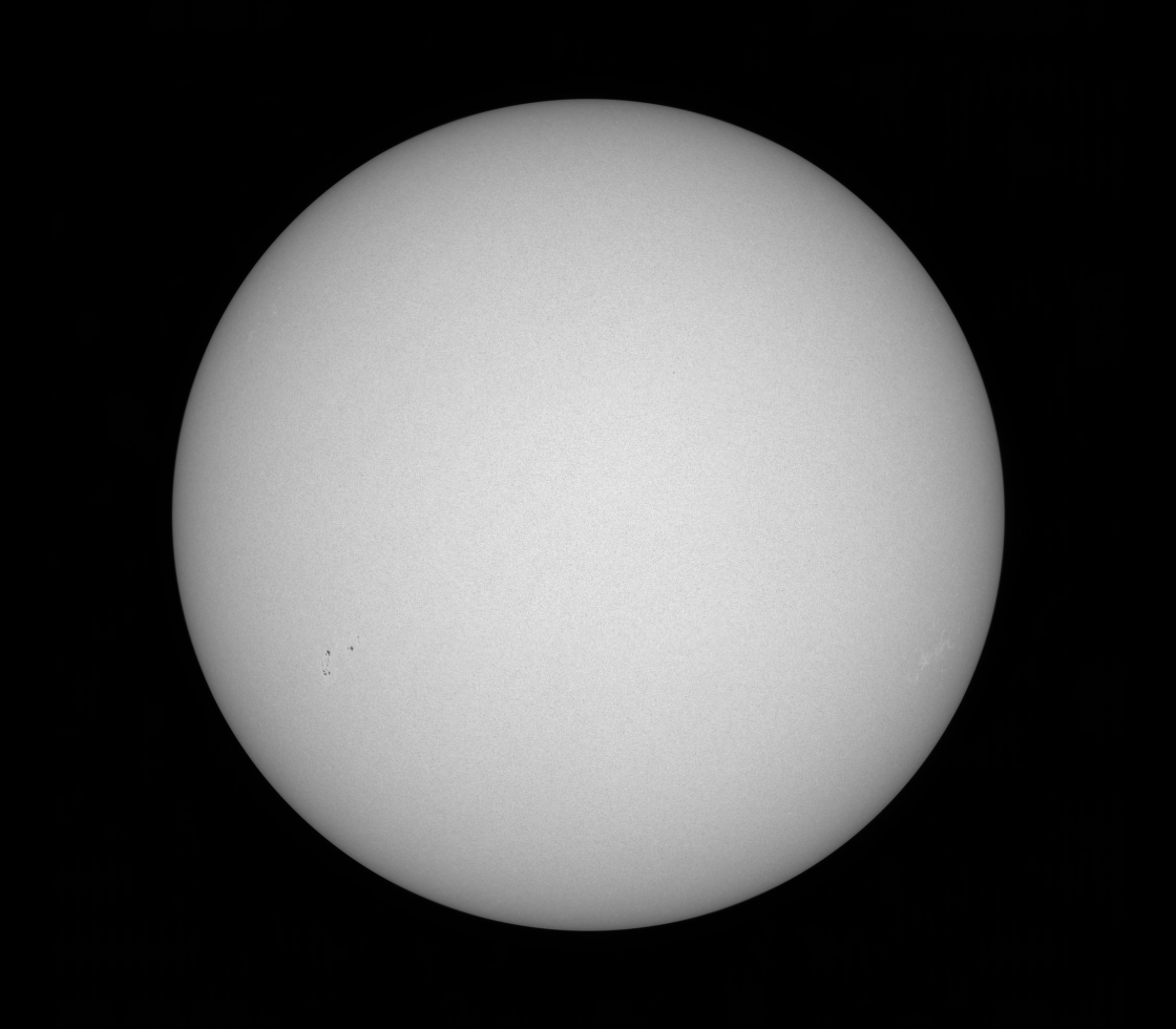 Solar Dynamics Observatory 2021-04-18T12:24:55Z