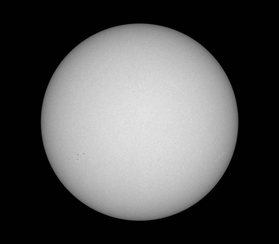 Solar Dynamics Observatory 2021-04-18T12:26:48Z
