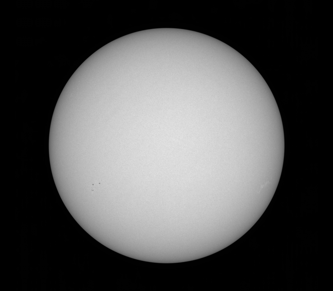 Solar Dynamics Observatory 2021-04-18T12:29:20Z