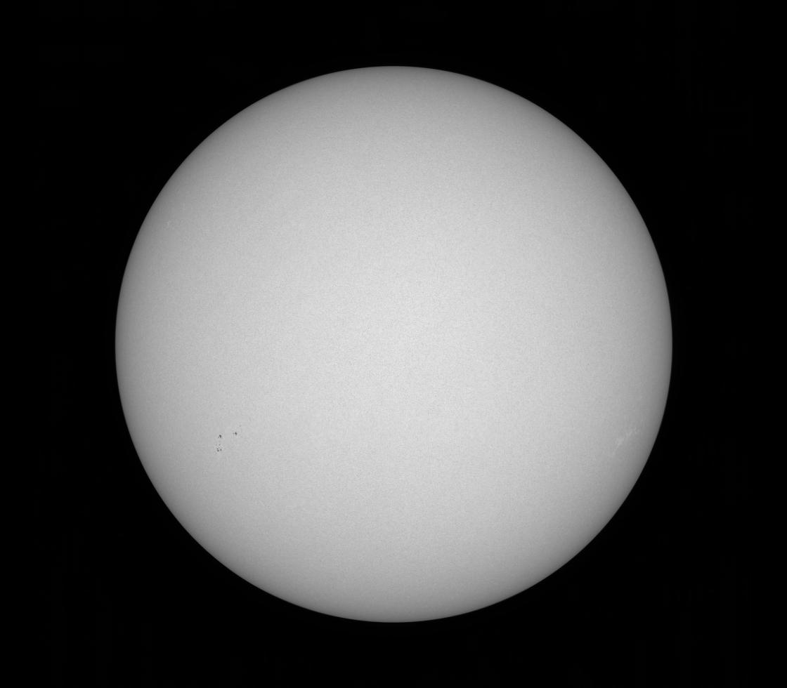 Solar Dynamics Observatory 2021-04-18T12:40:27Z