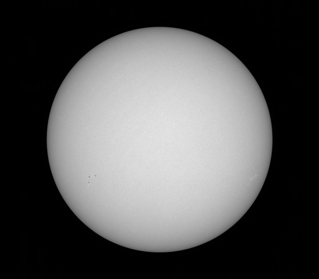 Solar Dynamics Observatory 2021-04-18T12:44:12Z