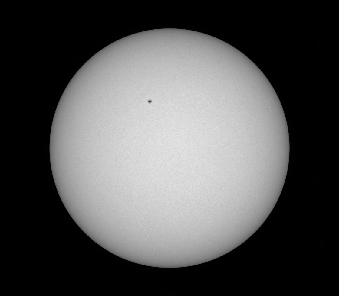 Solar Dynamics Observatory 2021-06-18T05:11:33Z