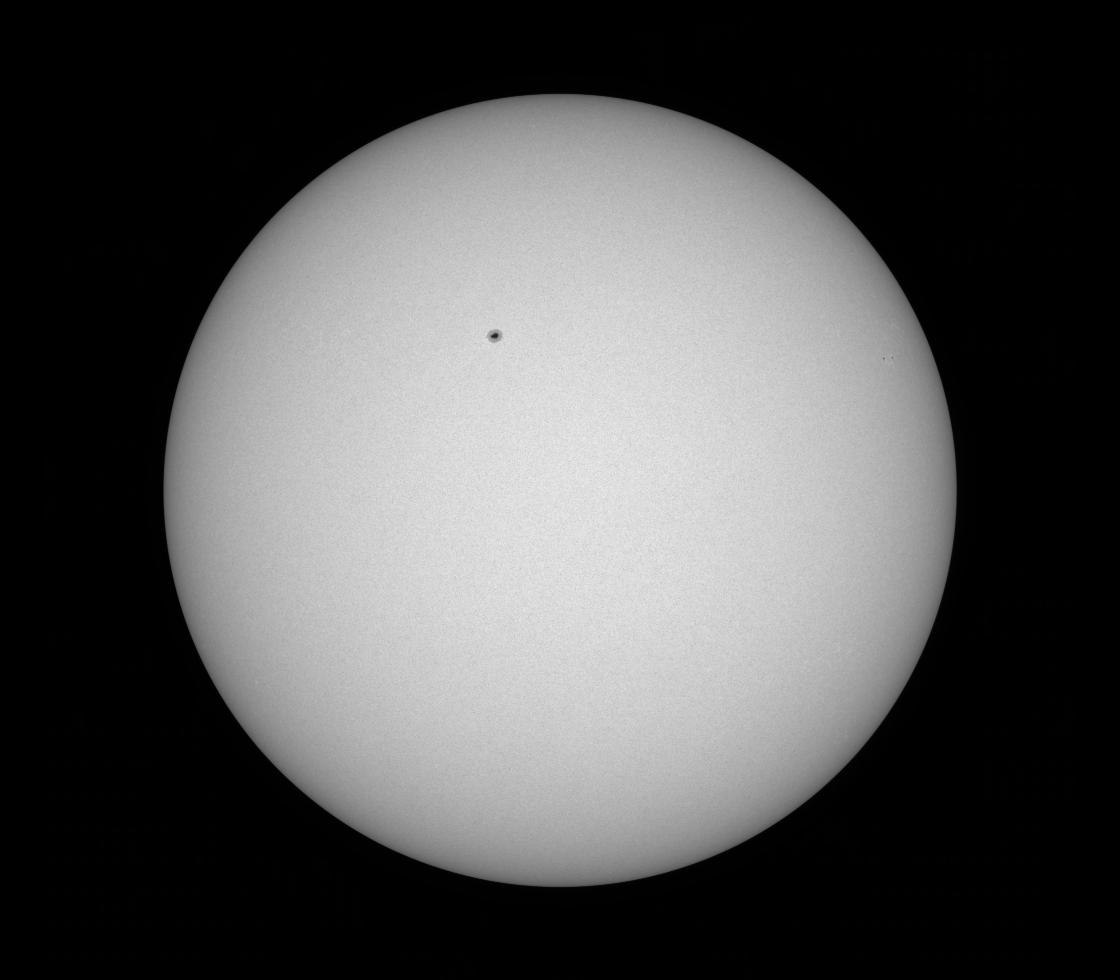 Solar Dynamics Observatory 2021-06-18T05:12:24Z
